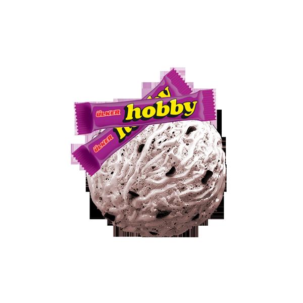 اسکوپ بستنی جلاتو هوبی