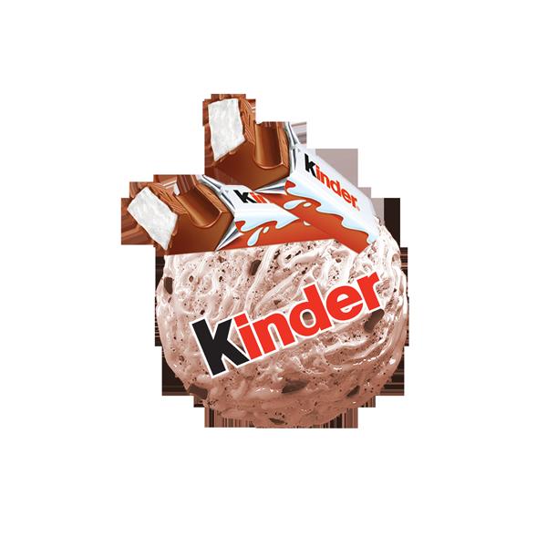 اسکوپ بستنی جلاتو کیندر